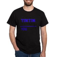 Funny Tintin T-Shirt