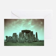 Stonehenge #3 Greeting Cards (Pk of 20)