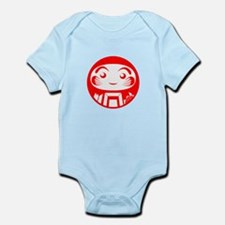 Daruma logo only Body Suit