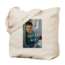 Ronnie Sunday Best Image Tote Bag