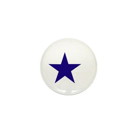 Dallas Star Mini Button (100 pack)