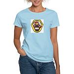 OCTD Police Officer Women's Light T-Shirt