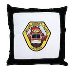 OCTD Police Officer Throw Pillow