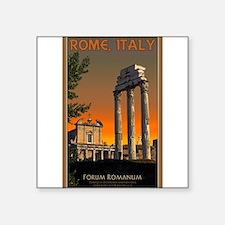 Forum Temple Sticker