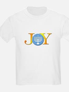 Joy Menorah T-Shirt