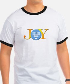 Joy Menorah T