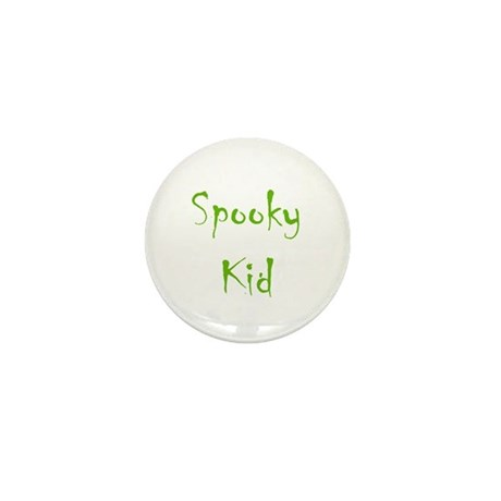 Spooky Kid Mini Button (10 pack)