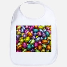 Chocolate Easter Eggs! Bib