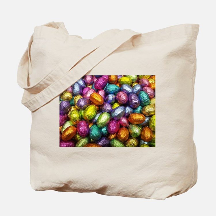 Chocolate Easter Eggs! Tote Bag