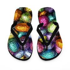 Chocolate Easter Eggs! Flip Flops
