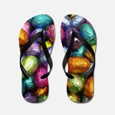 Chocolate Easter Eggs! Flip Flops