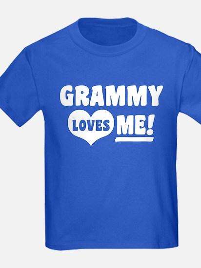 Grammy Loves Me T