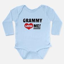 Grammy Loves Me Long Sleeve Infant Bodysuit