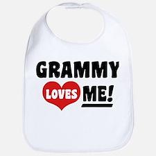 Grammy Loves Me Bib