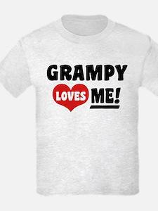 Grampy Loves Me T-Shirt