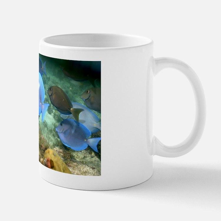 Renick Design Tropical Fish Mug