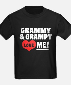 Grammy and Grampy Love Me T