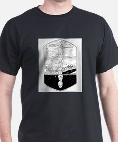 Seven States of Consciousness T-Shirt