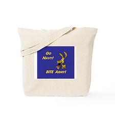 Bite Army Tote Bag