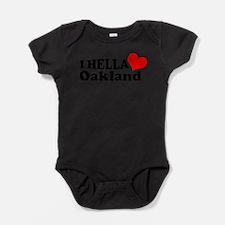 Unique Hell Baby Bodysuit
