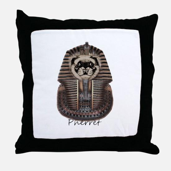 Pherret Throw Pillow