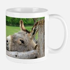 Donkey Just Wants a Hug Mugs