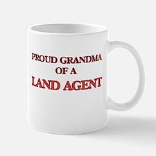 Proud Grandma of a Land Agent Mugs