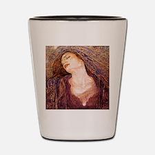 Gustav Klimpt Shot Glass