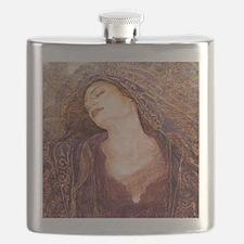 Gustav Klimpt Flask