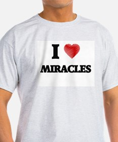 I Love Miracles T-Shirt
