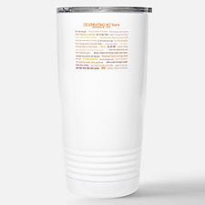 Unique Pathway Travel Mug