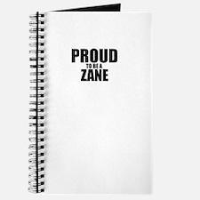 Proud to be ZANE Journal