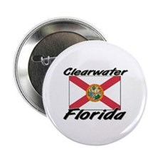 Clearwater Florida Button