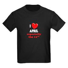 April 11th T