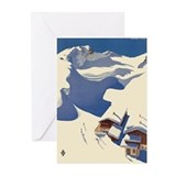 Austrian Greeting Cards (20 Pack)
