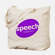 Speech Therapy Tote Bag