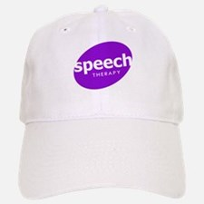 Speech Therapy Baseball Baseball Cap