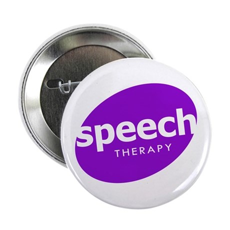 Speech Therapy Button