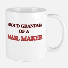 Proud Grandma of a Mail Maker Mugs