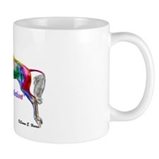 AnatomyInMotion Jump Small Mug