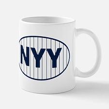 NYY Home Mugs