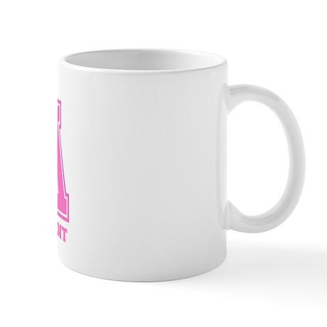 PTA Pink Mug