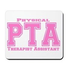 PTA Pink Mousepad