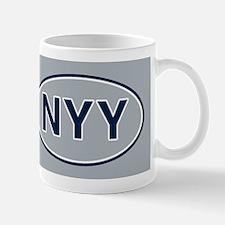 NYY Away Mugs