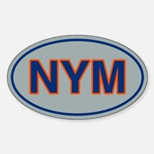 NYM Away Decal