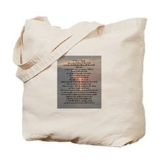 O Great Spirit Tote Bag