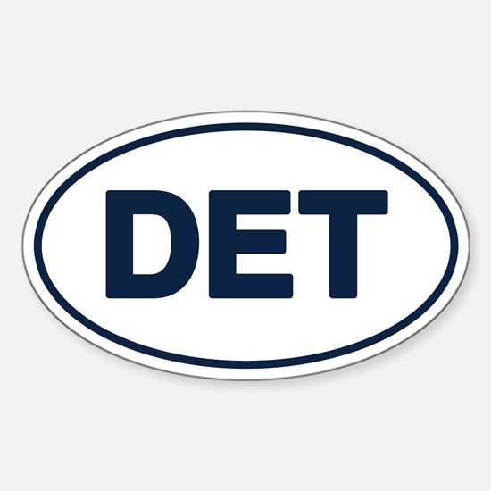 DET Home Decal