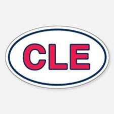 CLE Home Decal