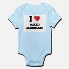 I Love Mixed Marriages Body Suit