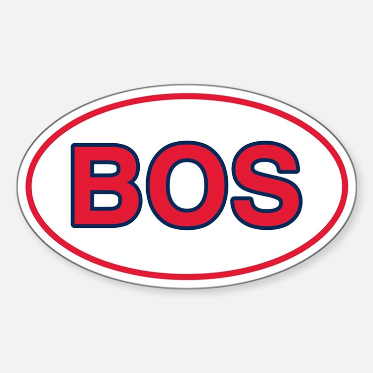 BOS Home Decal
